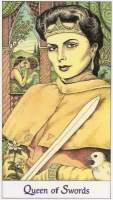 Дама мечей